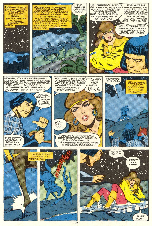 Conan the Barbarian (1970) Issue #204 #216 - English 12