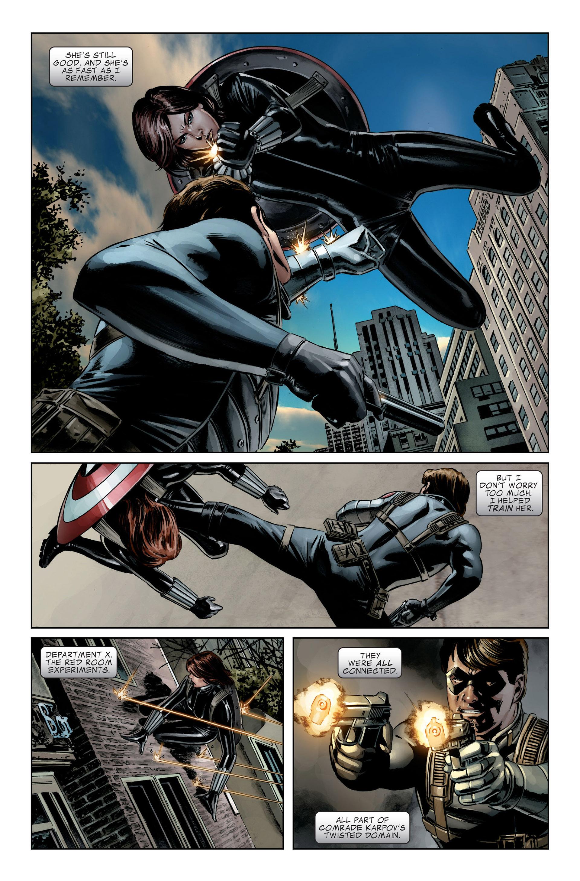 Captain America (2005) Issue #27 #27 - English 17