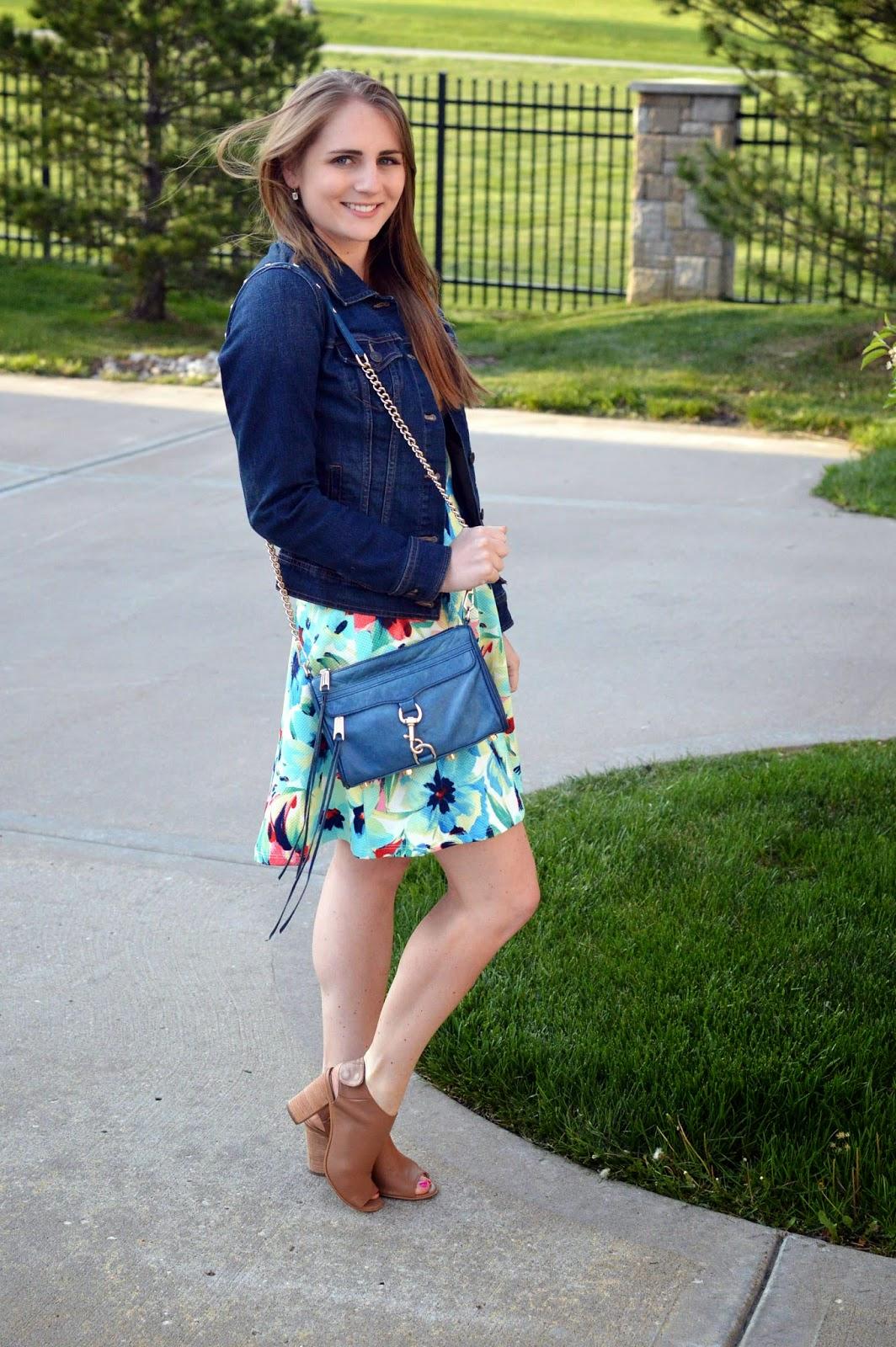 42ff926b041 Denim Jacket Floral Dress - Gomes Weine AG