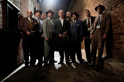 The boys of Mob City