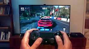 Main PS4 Tanpa TV di Xperia Z3