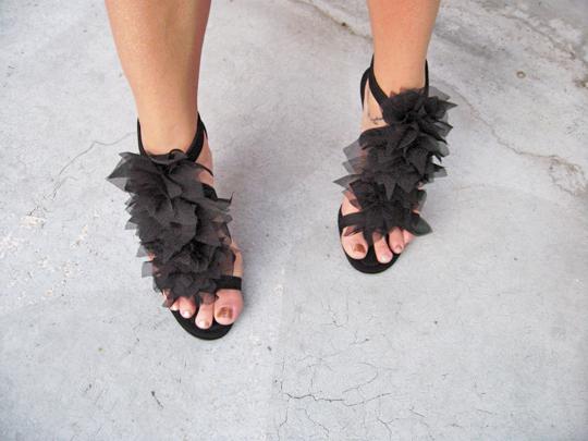 Cómo decorar tus sandalias en Recicla Inventa