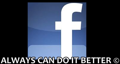 Sigue a ALWAYS CAN DO IT BETTER © en Facebook