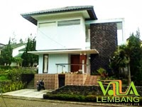 Villa Istana Bunga Lembang Blok J No.4