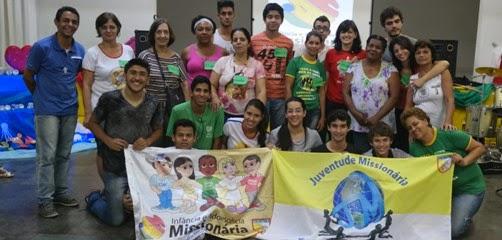 Juventude Missionária realiza formação na diocese de Campanha (MG)