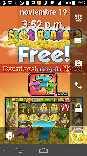 Así se ve la aplicación tTap, la aplicación que te da dinero al desbloquear tu Android