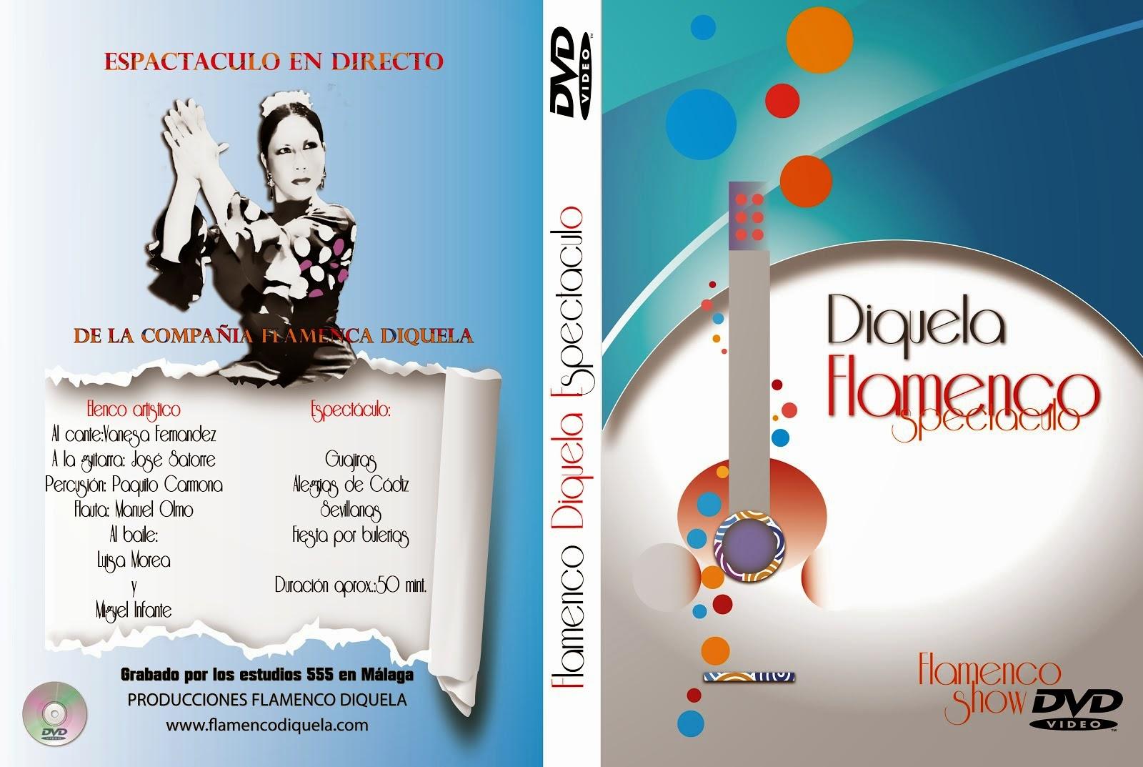 DVD Actuación en vivo