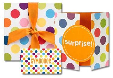 Gymboree gift card