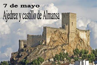 La torre del ajedrez nos lleva hasta Almansa