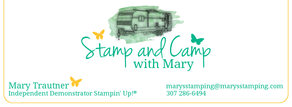 Mary's Stamping Happenings