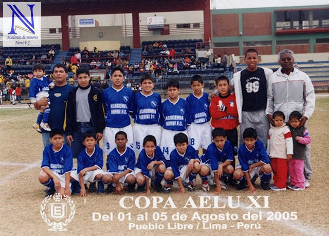 CAMPEONATO AELU 2005