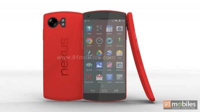 Mantap! Ini Konsep Desain Nexus 6 dengan Layar Lengkung