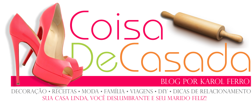 COISA DE CASADA - Karol Ferro