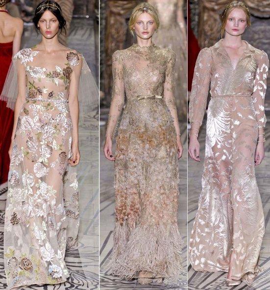 Fashion and dreams valentino haute couture f w 11 12 for Haute couture translation