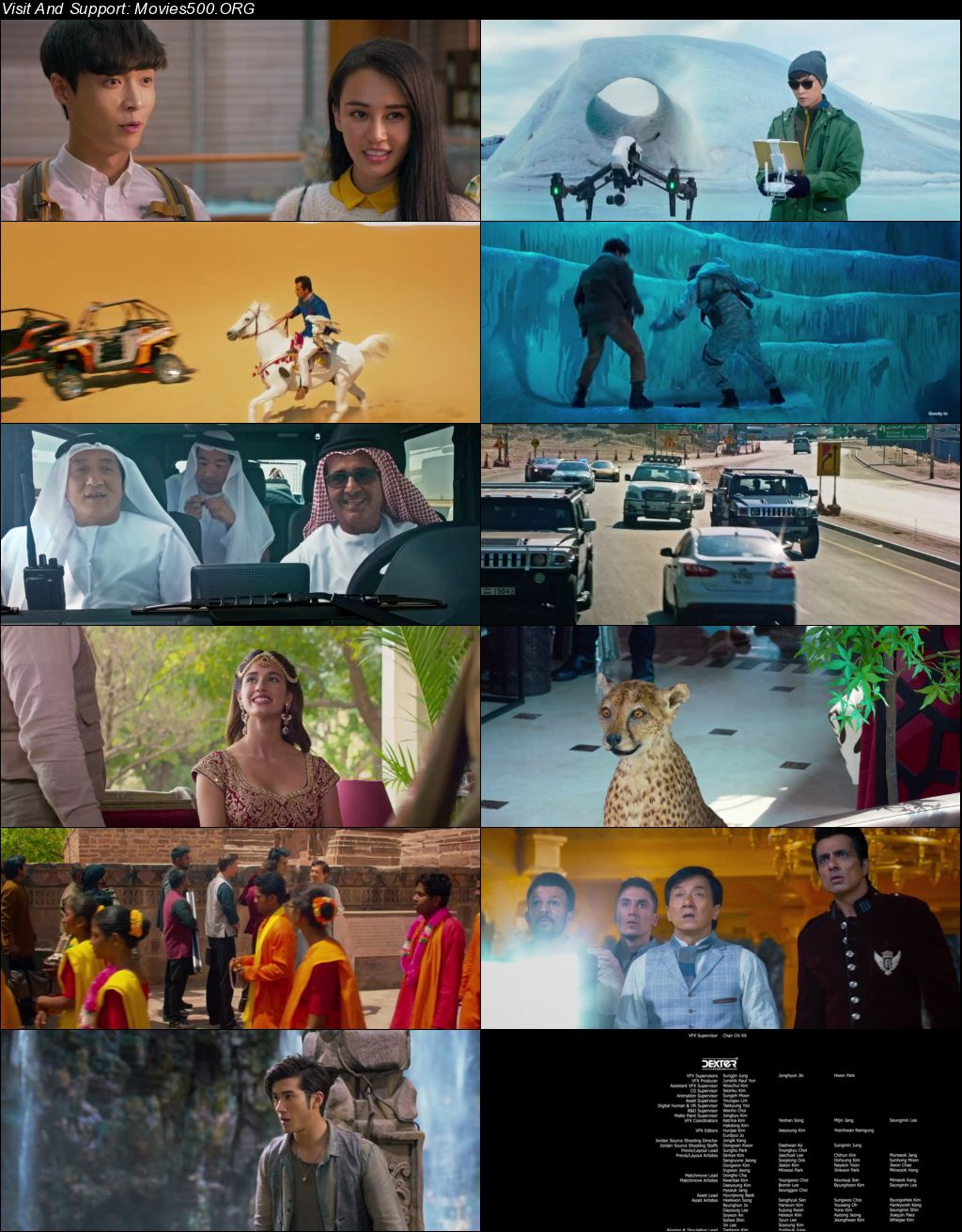 Kung Fu Yoga 2017 Hindi Download BluRay 720p at xcharge.net