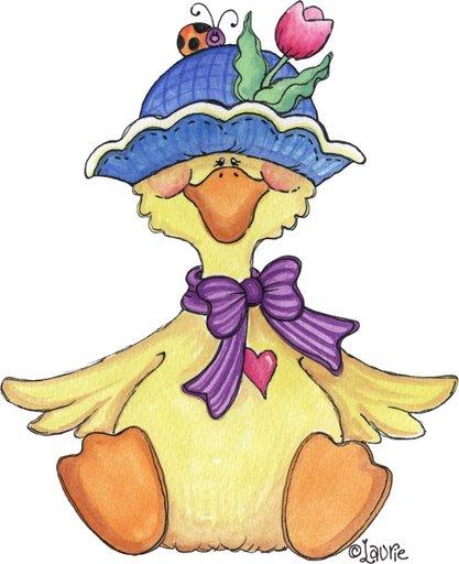 Dibujos de patos tiernos - Imagui