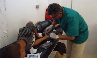 Έλληνας γιατρός στην Συρία: 1200 δολάρια το μήνα παίρνουν οι αντάρτες
