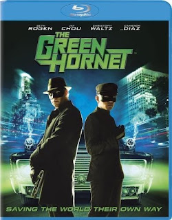 The Green Hornet (2011) Hindi Dual Audio BluRay | 720p | 480p