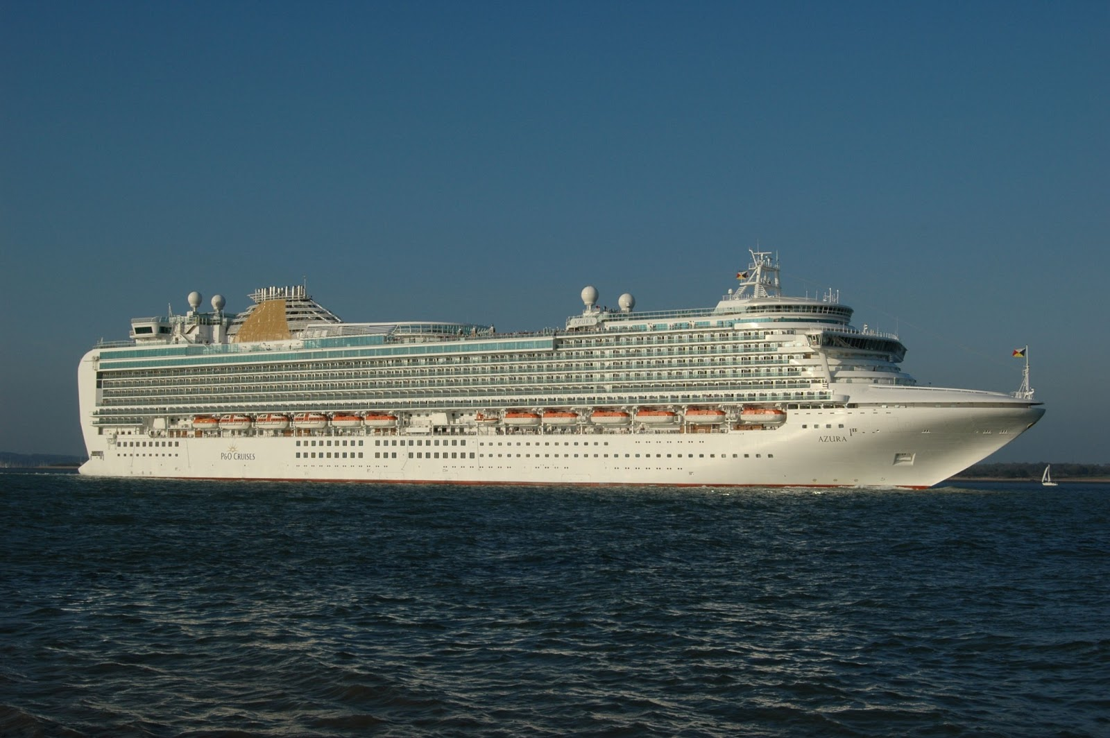 NAVIGATIONCruising And Maritime Themes Five Cruise Ships