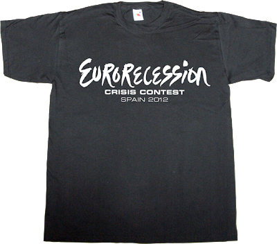 spain is different tv3 tv show eurovision useless capitalism useless economics useless Politics t-shirt ephemeral-t-shirts