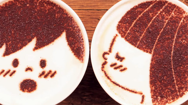 Latte Art Stencils