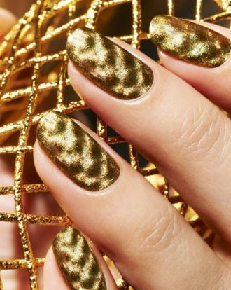 Hh Push Boundaries With Nail Art Jewellery Design And Star In