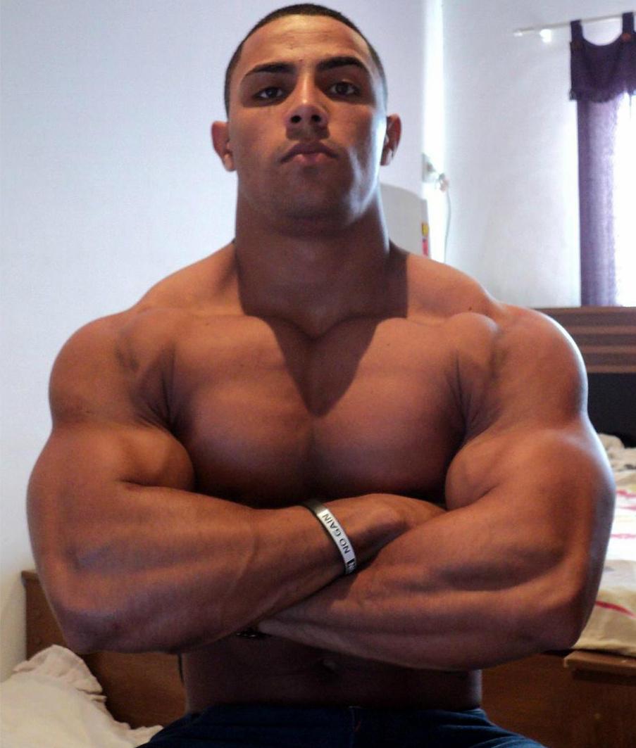 arab muscle gay