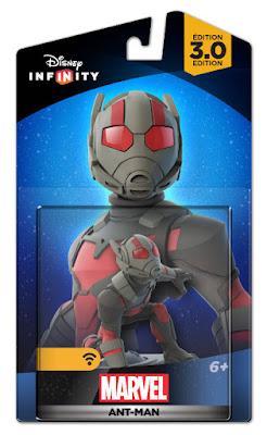 TOYS : JUGUETES - DISNEY Infinity 3.0  Ant-Man : Marvel  Figura - Muñeco - Videojuego  Marzo 2016 | A partir de 6 años  Comprar en Amazon España & buy Amazon USA