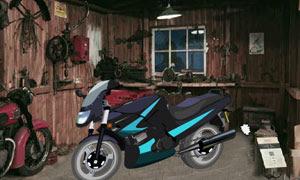 Motor Bike Escape
