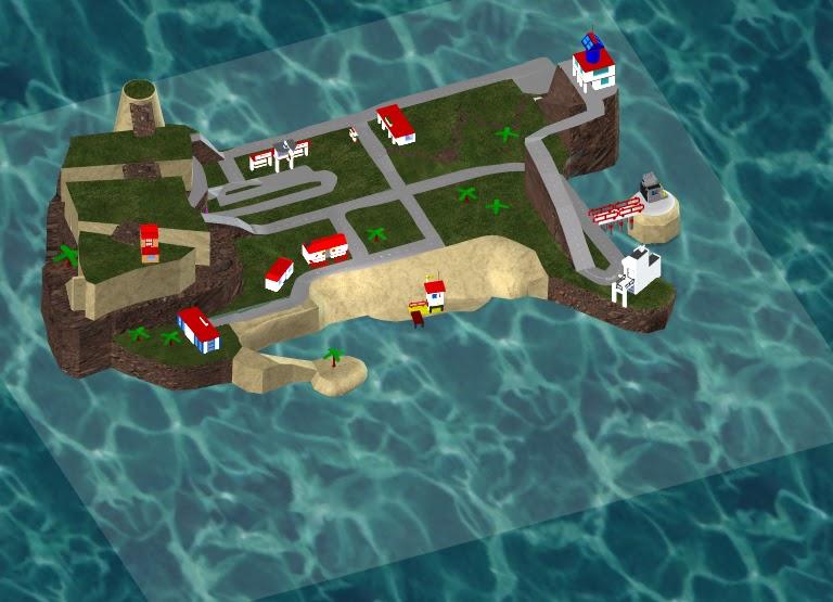 Isla LEGO