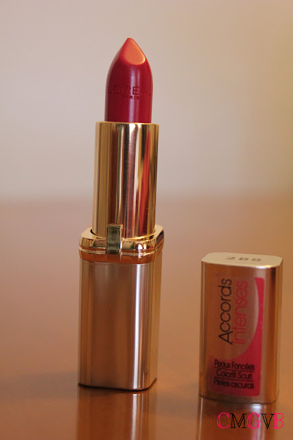 pintalabios rouge a levres lipstick L'Oréal Accords Intenses 288