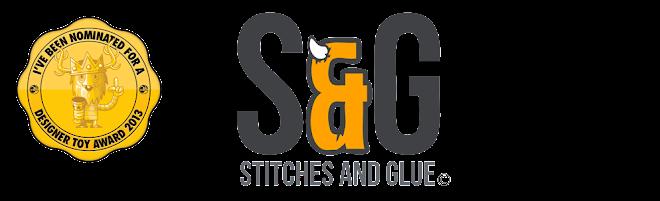 Stitches and Glue