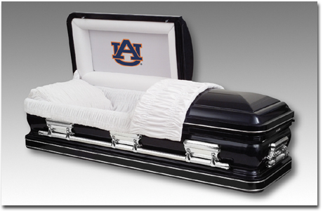 30 Awesome Sports Themed Caskets Fantasy Football