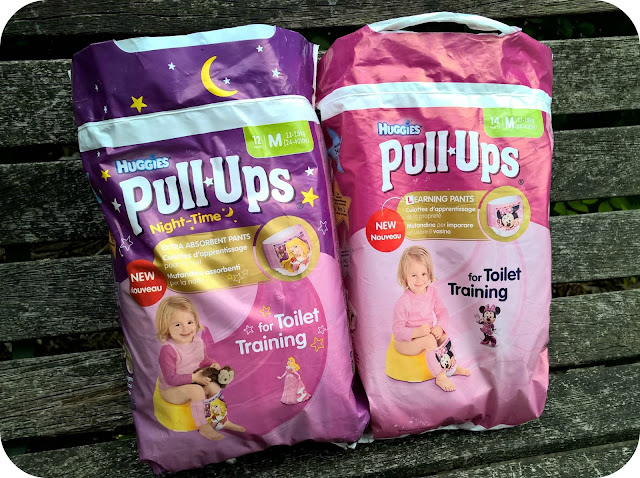 Huggies Pull Ups Potty Training Pants