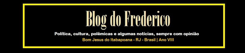 Blog do Frederico