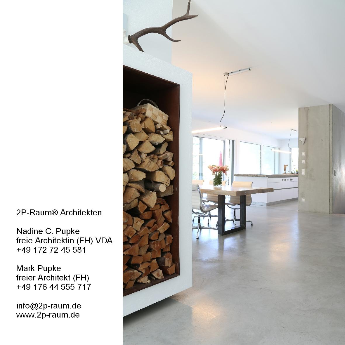 2p Raum Architekten Oktober 2016