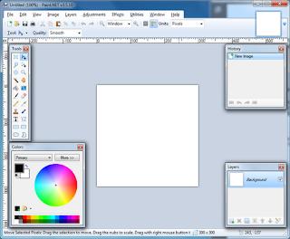 как работать в Paint - фото 3