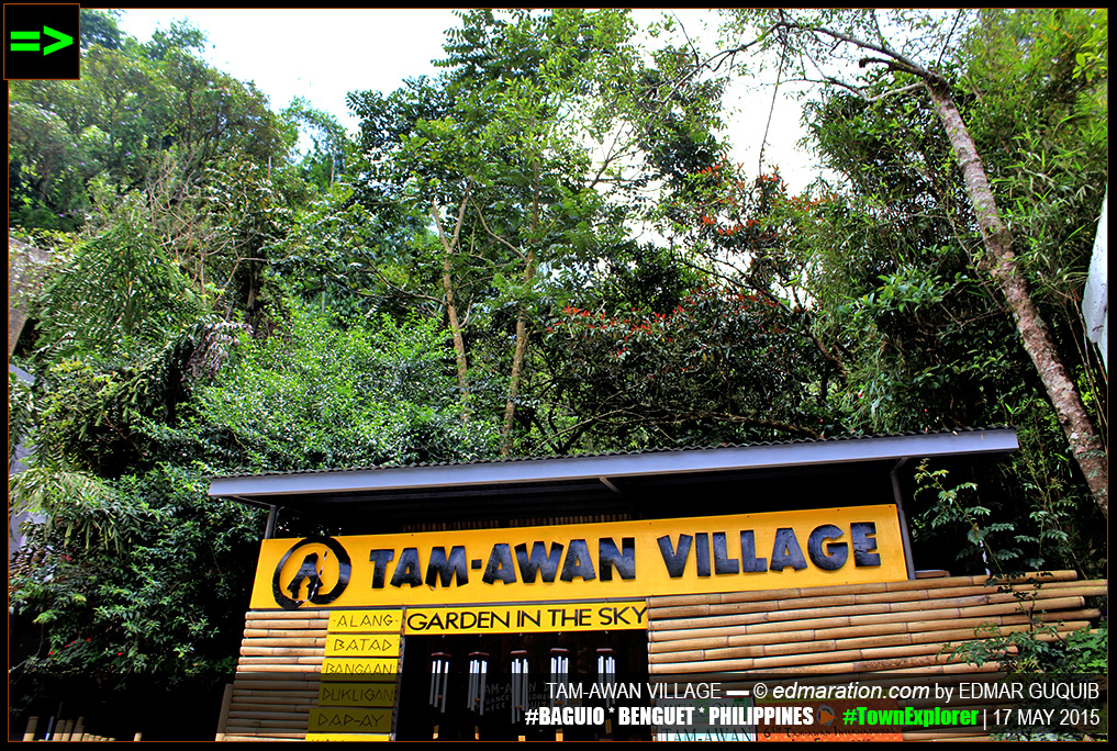 TAM-AWAN VILLAGE, BAGUIO