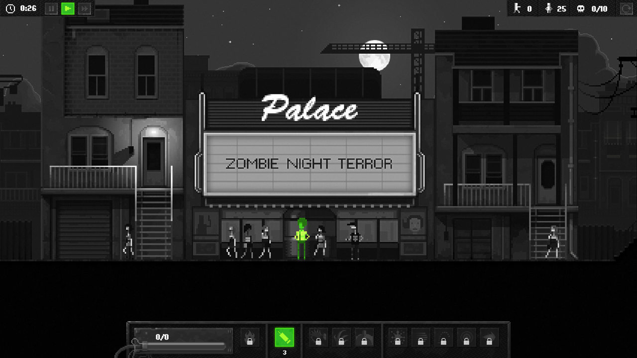 Zombie Night Terror screenshot