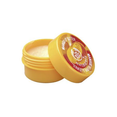The Body Shop, The Body Shop Mango Lip Butter, lip balm, lips, cuticle cream, nail treatment, hand treatment, nail care
