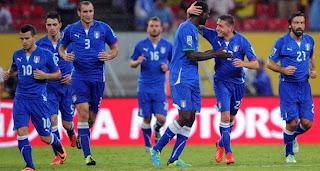 Video Gol Italia vs Jepang 20 Juni 2013