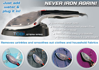Tobi Steam Wand 800 Watt Asli Murah