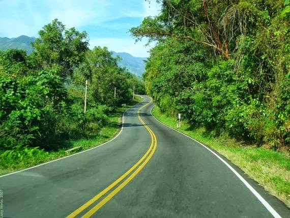 Etapas para el trazado de carreteras