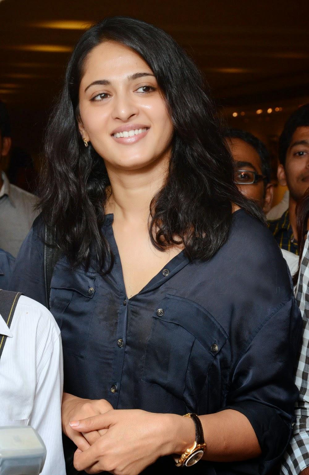 Beautiful Anushka Shetty Without Makeup