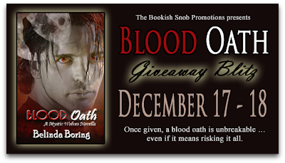 Blood Oath Giveaway Blitz