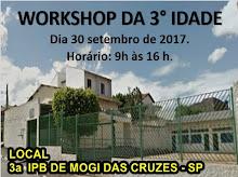 30.09.2017 - WORKSHOP EM MOGI DAS CRUZES