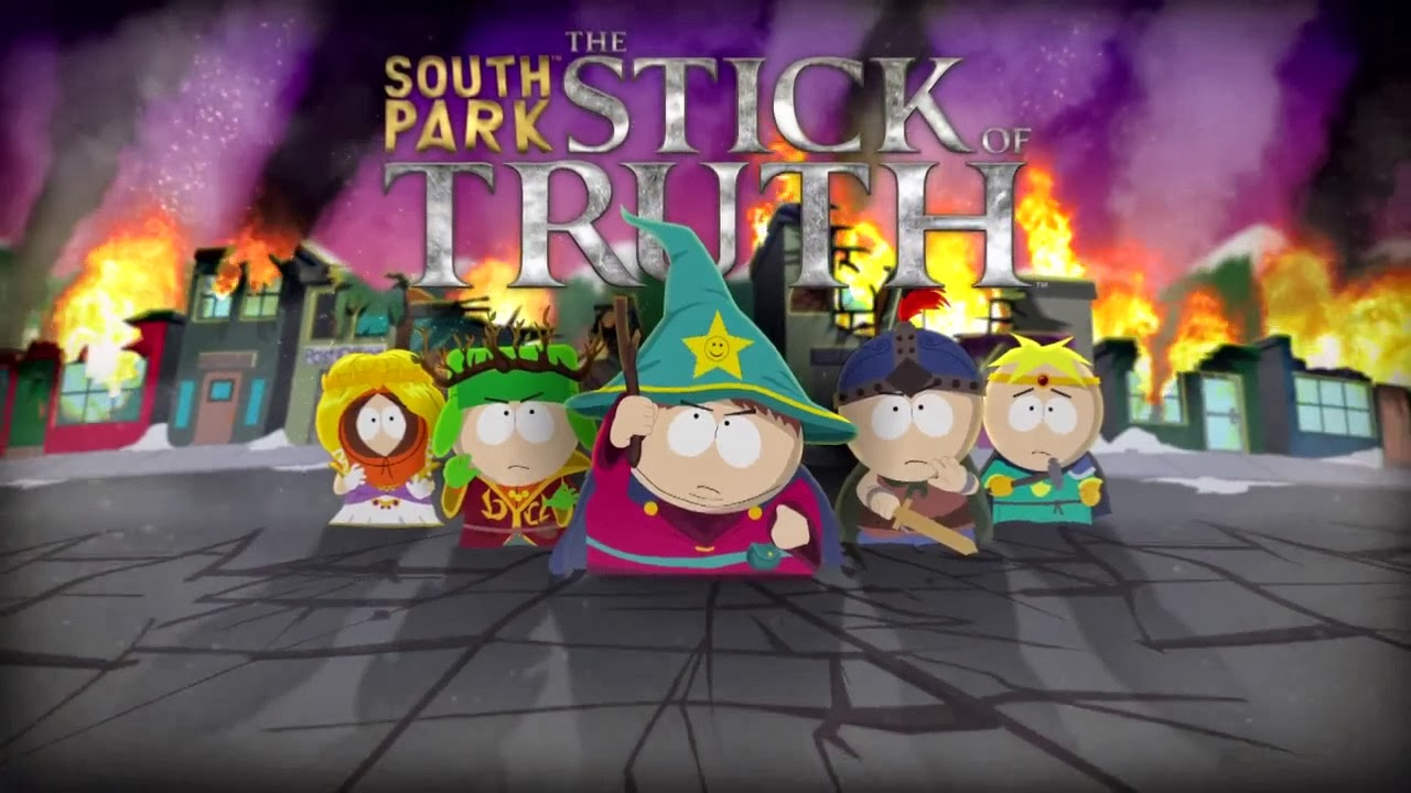 Southpark: Stick Of Truth PC Game