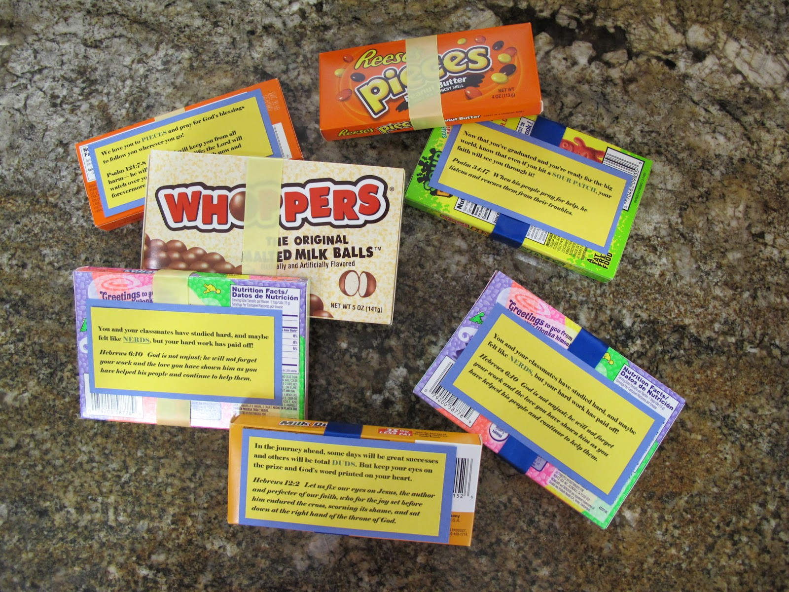 whopper candy sayings for gifts | just b.CAUSE