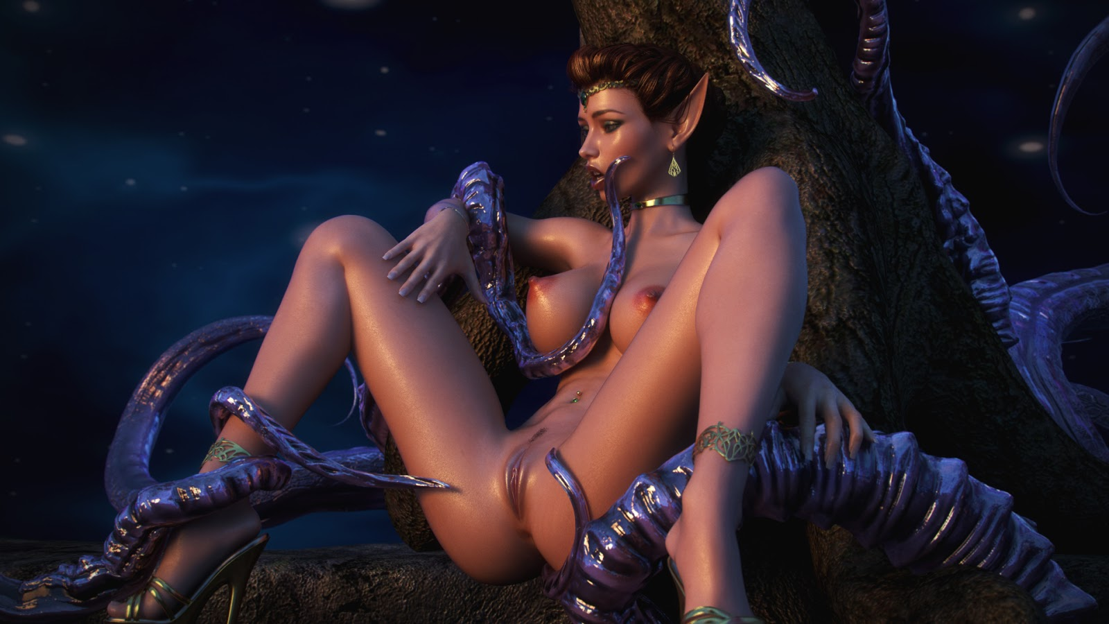 3d porn elf wallpaper xxx gallery