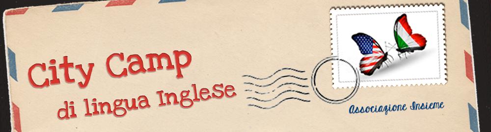 City Camp Inglese - I corsi di Inglese in città per bambini e ragazzi